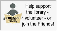 Support Friends of the Library Image